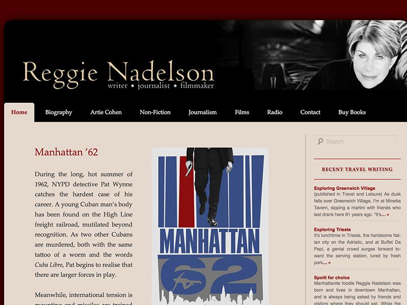 Reggie Nadelson