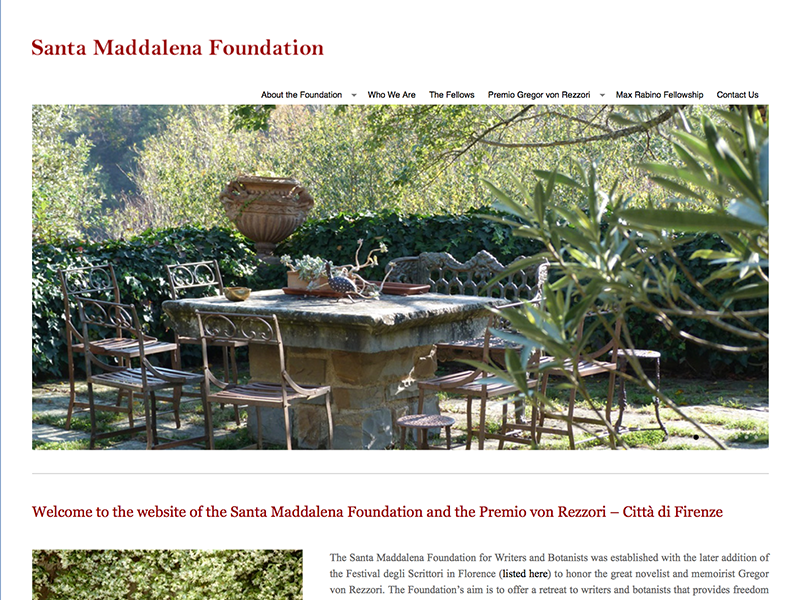 Santa Maddelena Foundation